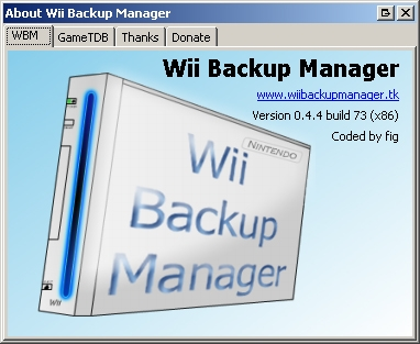 Wii backup manager download 64 bit chip, best way to backup